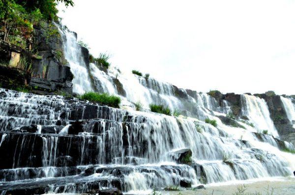 Ngọn thác Pongour