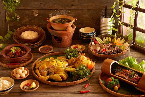 Ẩm thực ở Đà Nẵng rất hấp dẫn và vừa miệng du khách